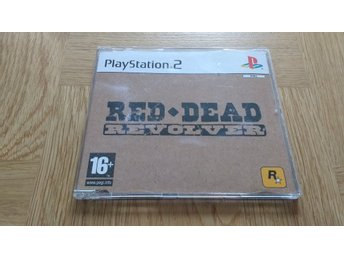 PlayStation 2/PS2: Red Dead Revolver