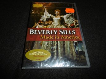 Beverly Sills - Made in America - DVD - 2006 - Deutsche - Ny