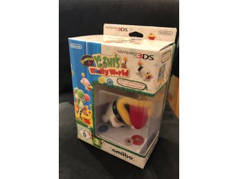 Yoshi's Woolly World 3DS, NYTT!!