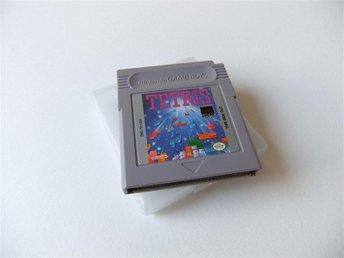 Tetris – Game Boy – Pusselsspel – Nintendo - åkersberga - Tetris – Game Boy – Pusselsspel – Nintendo - åkersberga