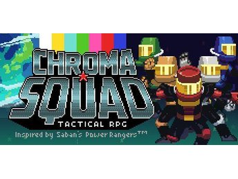 Pc spel: Chroma Squad (Steam)