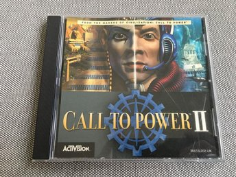 Call to Power II (c) Activision (PC) i bra skick!