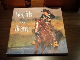 Cowgirls in Heaven bok