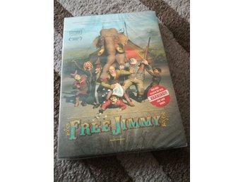 FREE JIMMY (kult! Inplastad svensk dvd, utgången!) - Uppsala - FREE JIMMY (kult! Inplastad svensk dvd, utgången!) - Uppsala