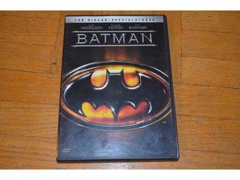 Batman ( Michael Keaton Jack Nicholson ) 2-Disc DVD - Töre - Batman ( Michael Keaton Jack Nicholson ) 2-Disc DVD - Töre