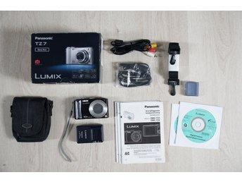 PANASONIC LUMIX DMC-TZ5, LEICA, digitalkamera, kompaktkamera, kamera - Västerås - PANASONIC LUMIX DMC-TZ5, LEICA, digitalkamera, kompaktkamera, kamera - Västerås