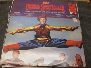 Russian Spectacular - Ahronovitch
