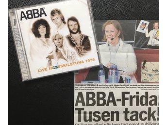 ABBA Frida, Torshälla artikel - Frillesås - ABBA Frida, Torshälla artikel - Frillesås