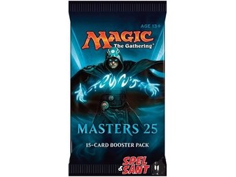 Magic Masters 25 Booster Pack