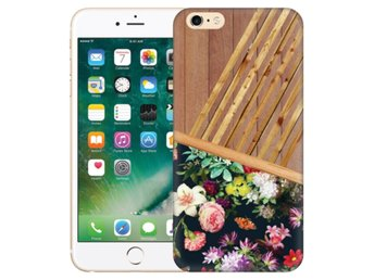 iPhone 6/6s Plus Skal Klassiskt Blommönster