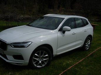Volvo XC60 II T5 Business Advanced -18 OBS DEN NYASTE MODELL 254 HK BENSIN AUTOM