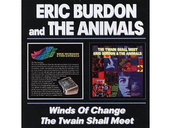 Burdon Eric & The Animals: Winds ... + Twain... (2 CD)