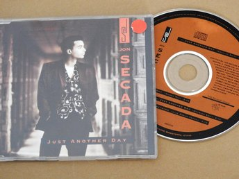 Jon Secada Just another day CD Singel 1992