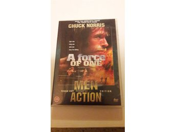 A force of one,DVD SVENSK TEXT