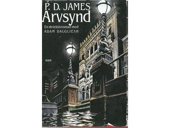 Arvssynd. P. D. James