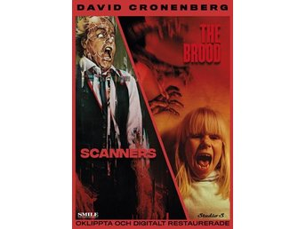 Scanners + The Brood (DVD)