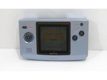 Neo Geo Pocket Color +1 spel