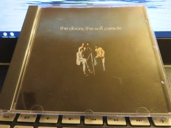 THE SOFT PARADE - THE DOORS - CD