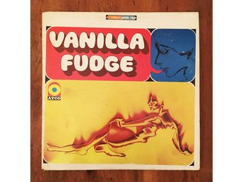 Vanilla Fudge - Vanilla Fudge LP | US original 1967 | Beatles | Psych