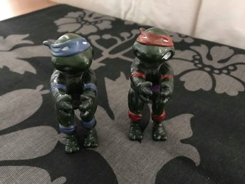 Turtles Vintage Leonardo Raphael  TMNT Teenage mutant ninja