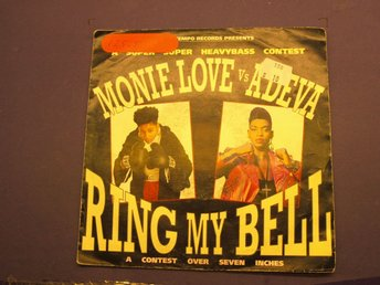 Monie Love vs Adeva: Ring my bell