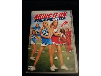 DVD-film Bring It On: In It To Win It