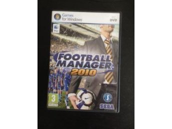 PC SPEL FOOTBALL MANAGER 2010