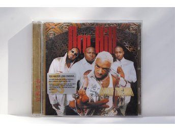 "Dru Hill ""Enter the Dru"" Cd från 1998 Ny/ ospelad."