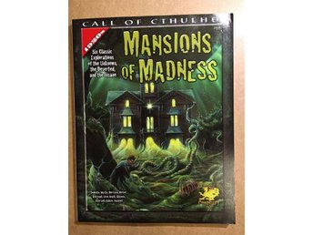 Mansions of Madness till Call of Cthulhu