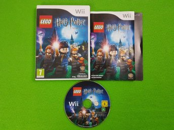Lego Harry Potter Years 1-4 Nintendo Wii