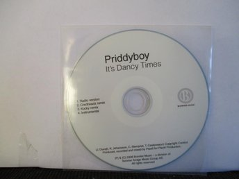 PRIDDYBOY - ITS DANCY TIMES