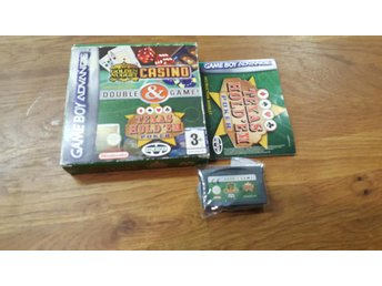 GOLDEN NUGGET CASINO / TEXAS HOLD EM POKER  GBA
