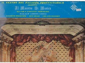 Pergolesi: Il Maestro di Musica - Opera Buffa - Gammelstad - Pergolesi: Il Maestro di Musica - Opera Buffa - Gammelstad