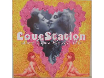 Love Station-Love come rescue me (5 versioner) / 12""