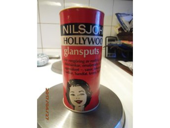 Nilsjohan Hollywood glansputs