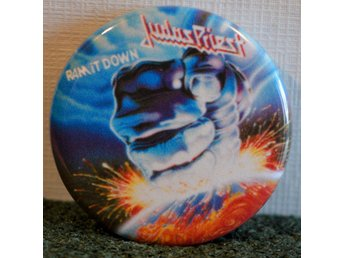 Judas Priest - badge/pin/knapp - 25 mm