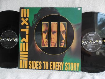 EXTREME - III SIDES TO EVERY STORY - A&M 540 006-1