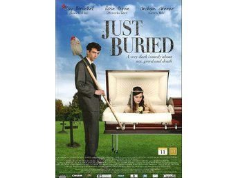 JUST BURIED DVD - Jonsred - JUST BURIED DVD - Jonsred