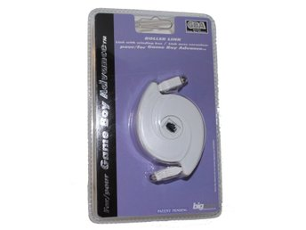 Game Boy Advance Roller Link Cable (2-3 player) (BigBen) (White)