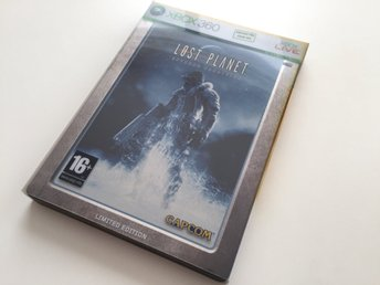 Lost Planet Extreme Condition - Limited Edition till XBOX 360