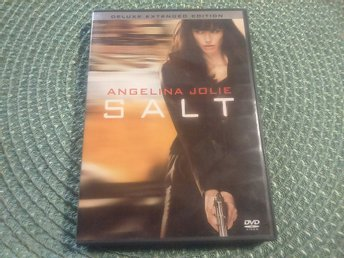 Salt - Deluxe Extended Edition (med Angelina Jolie)