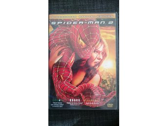 DVD: Spider-Man 2.