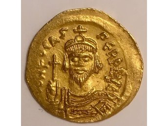 ROM / BYZANS -  Phocas - 602-610 - Solidus