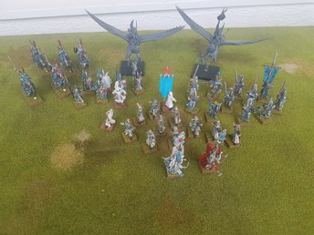 Warhammer Age of Sigmar - High Elves (Square Bases)