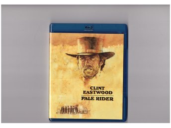 Pale Rider (1985) (Clint Eastwood, Michael Moriarty)