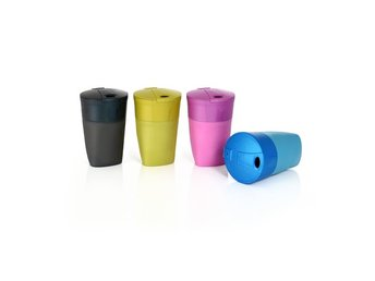 plastkåsa LIGHT MY FIRE PACK-UP CUP 4 PACK  Rek butikspris: 179 kr