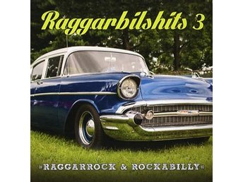 Raggarbilshits vol 3 (CD)