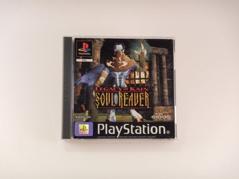 Playstation / 1 Ps1   --  Legacy of Kain : Soul Reaver  --   PAL
