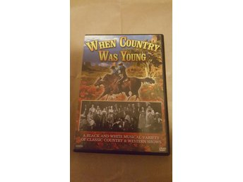 When Country Was Young (DVD)
