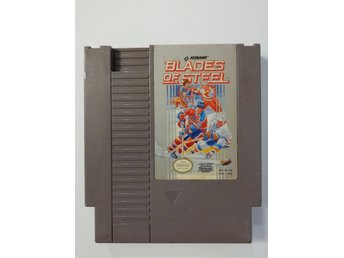 Blades Of Steel NES Nintendo NTSC